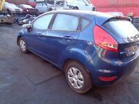 BREAKING FORD FIESTA 2010 TDCI - ALL SPARES AVAILBLE - DOORS? SUSPENSION? SEATS? ENGINE? GEARBOX?
