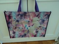 UNICORN STYLE BAG - STRONG PVC MATERIAL.