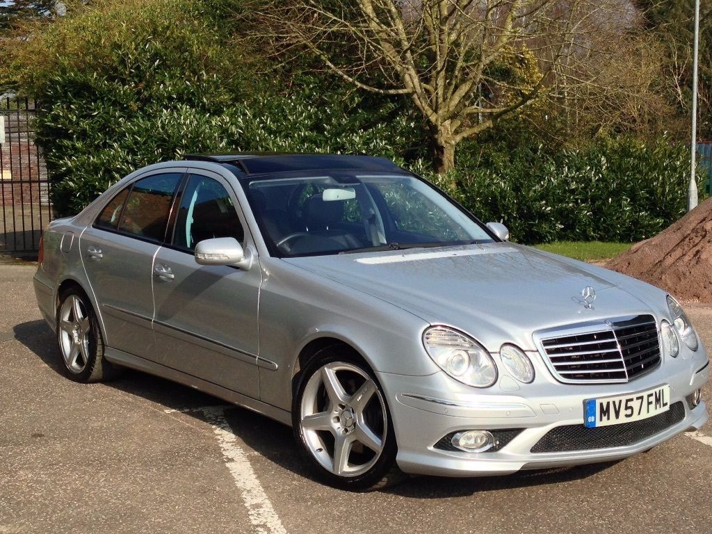 mercedes benz e320 cdi sport amg pack fmbsh fully loaded facelift e63 e55 m3 m5 in leicester. Black Bedroom Furniture Sets. Home Design Ideas