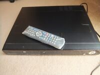 Wharfedale DVDR24HD160F DVD Player / Recorder With Freeview & 160GB HDD ( with remote )