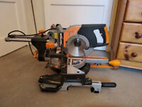 Evolution Rage3 mitre saw