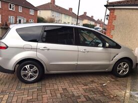 FORD S MAX 4 sale ...... good condition