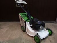 "Etesia PHTS 18"" Self Propelled Lawnmower with Honda Petrol Engine & Grass Box & NEW Deck"