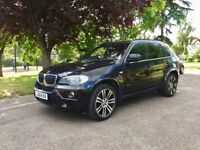 2008 BMW X5 3.0 M Sport Drive 5dr | 7 Seaters | Leather Seats | Navigation | Automatic | Service Hst