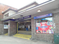 Newsagents Business inside South Harrow Underground Station