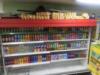 8ft multi deck fridge
