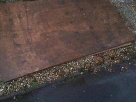 """2 Boards Shuttering Ply """" £15 """""""