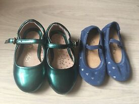 Next girls shoes size 5