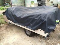 6 berth trailer tent for sale