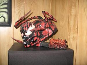 SideShow Carnage Legendary Scale - Exclusive