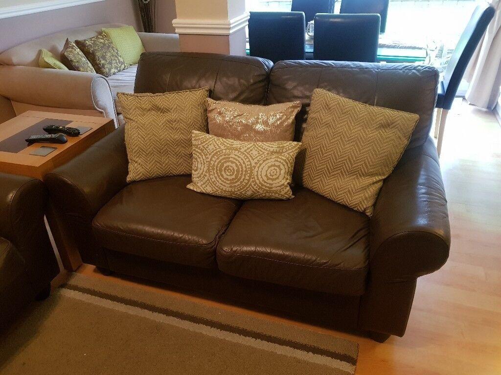 3 x sofas