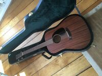 MARTIN D-15M ACOUSTIC GUITAR WITH CASE - NATURAL
