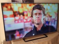 Panasonic 55 Inch 4K Ultra HD 3D LED TV, With Freeview HD (Model TX-55AX630B)!!!