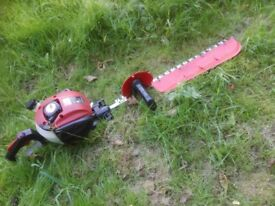 LARGE Petrol Hedge Trimmer Sanli