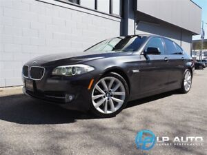 2011 BMW 535I Sport, Technology and Executive Packages!