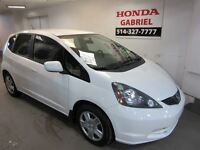 2012 Honda Fit Sport  MT