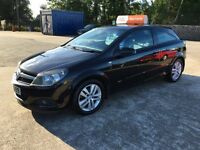 Late 2007 Vauxhall Astra 1.4 SXI 3 Door **Full Leather** **Good History** (golf,leon,focus)