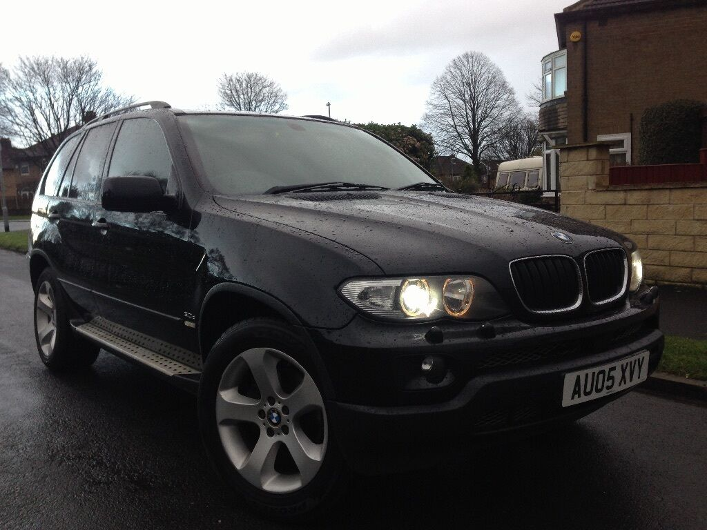 gearbox fault 2005 05 bmw x5 3 0 diesel sport automatic dakota leather seats in leeds city. Black Bedroom Furniture Sets. Home Design Ideas