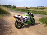 2003 Kawasaki ZXR 400 L9 Ninja - 10,850 miles + Extras - Ready to ride away. - NATIONWIDE DELIVERY