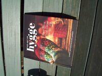 THE ART OF HYGGE hardback book Danish cosiness