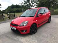 2008 FORD FIESTA 2.0 ST LIMTED EDTION