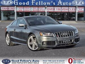 2012 Audi S5 SUNROOF, LEATHER, NAVIGATION, CAMERA