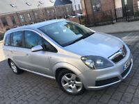 Vauxhall Zafira CDTI ** 7 Seaters** 1.9 Diesel**Very Low Miles,Full Service,2 owners