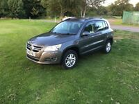 2010 Vw Tiguan 2.0 tdi 4motion 4x4