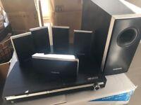 Surround Sound Samsung 5.1 Speakers