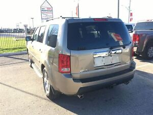 2009 Honda Pilot EX-L, Loaded; Leather, Roof, Drives Great Very  London Ontario image 3