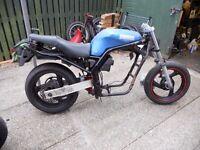 Yamaha FZS 600 Fazer Rolling Chassis