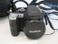 Fujifilm Finepix S8100 digital camera