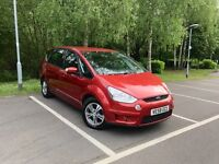 1.8 TDCi FORD Smax 7 SEATER