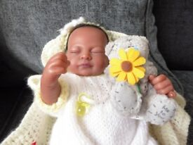 Reborn Doll Custom Made Hand Painted
