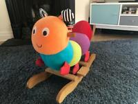 Mamas and papas caterpillar rocker