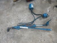 Ford 4000 4610 Tractor Power Assisted Steering