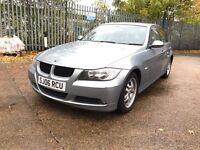 2006 BMW 320D 3 SERIES 2.0 DIESEL AUTOMATIC ES SALOON EXCELLENT DRIVE MOT CHEAP NOT 320I 320 520 120