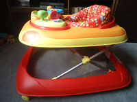 Chicco Baby Walker-Good Condition-£8