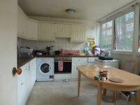 4 bedroom flat (no reception) located perfectly next to Regents Park/Central London, W1W