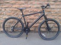 NEW Falcon Predator Hard Tail Light Weight Aluminium Mountain Bike Disk Brakes RRP £279