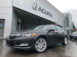 2014 Acura RLX ELITE | NAVI | OFFLEASE | 3.3% | ONLY18500KMS |