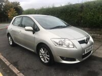 """TOYOTA AURIS """"58"""" LOVELY CAR INSIDE AND OUT DRIVES A1 GREAT MPG CHEAP TO RUN TAX AND INSURE"""