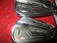 taylormade rsi1 golf clubs graphite