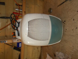 used B & Q dehumidifier 10L per day