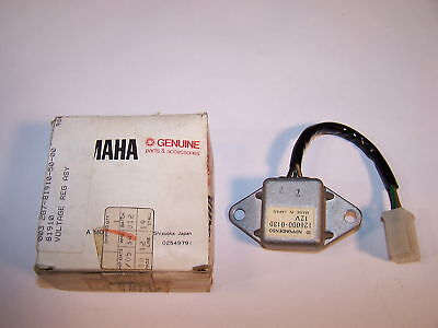 YAMAHA XS500 NEW OEM VOLTAGE REGULATOR TX XS 500 CHARGING  2G7-81910-50-00