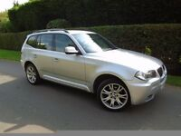 BMW X3 2.0 20d M Sport xDrive 5dr£11,000 p/x welcome LOW RATE FINANCE AVAILABLE !