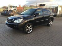 Lexus RX400h │6 Months Warranty │1 Former Keeper │ 1 Year MOT │ Leather │ Sunroof│ Power Boot