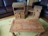 Pine furniture set