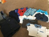 Boys clothes aged 2-4