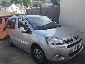 Citroen Berlingo Wheelchair Access Vehicle 1.6 HDI turbo diesel